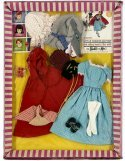 Vintage Barbie Little Red Riding Hood and The Wolf