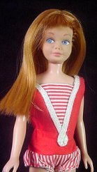 Straight Leg Skipper Doll (1964 - 1966)