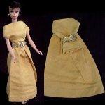 Vintage Barbie Golden Evening
