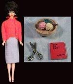 Vintage Barbie Sweater Girl
