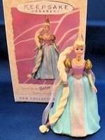 1997 Children's Collection Barbie Rapunzel Ornament