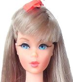 Vintage Twist 'n Turn Barbie Doll