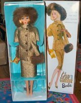 2002 Gold 'N Glamour Vintage Barbie Reproduction