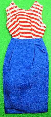 Cruise Stripes Clone Dress