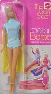 Sunset Malibu Barbie