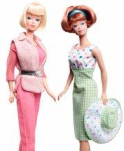 2013 Barbie and Midge 50th Anniversary Gift Set