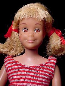 Vintage Skooter Doll