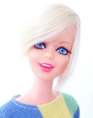 Vintage Twiggy Doll