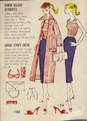 Barbie Booklets 1959 & 1960 - Vintage Barbie and Fashion Doll Blog