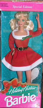 1993 Holiday Hostess Barbie