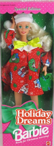 1994 Holiday Dreams Barbie