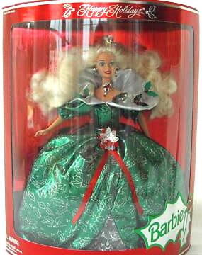 1995 Happy Holiday Barbie
