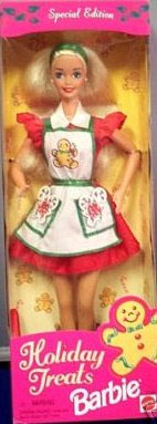 1997 Holiday Treats Barbie
