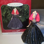 1998 Holiday Barbie Ornament