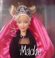 1998 Holiday Barbie