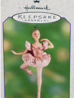 2000 Ballerina Barbie Ornament