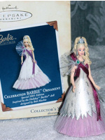 2005 Celebration Barbie Ornament
