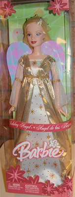 2005 Holiday Angel Barbie