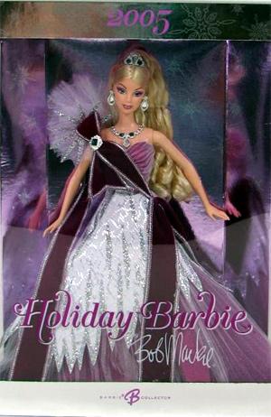 2005-Holiday-Barbie