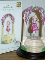 2006 Barbie 12 Dancing Princesses Ornament