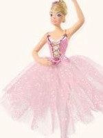 2008 Barbie Ballerina Ornament