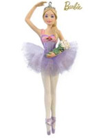 2009 Barbie Ballerina Ornament