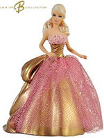 2009 Celebration Barbie Ornament