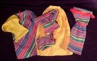 Vintage Barbie Fashion Pak Knit Mix and Match Group