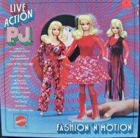 1971 PJ Fashion 'n Motion Gift Set