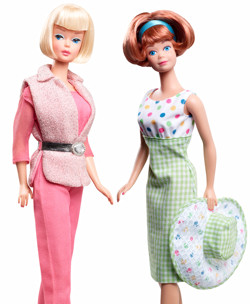 2013 Barbie and Midge 50th Anniversary Gift Set