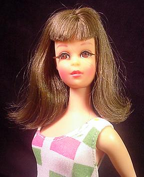 Bendable Leg Francie (1966 - 1968)