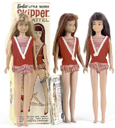 Vintage Skipper Dolls