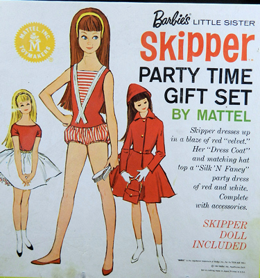 Skipper Party Time Set (1964)