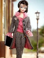 A Model Life Barbie Giftset