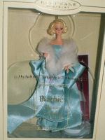 Barbie Delphine Ornament
