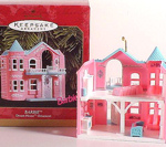 Barbie Dreamhouse Ornament