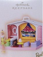 Barbie Family Deluxe House Ornament