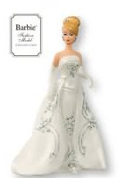 2007 Barbie Joyeux - Keepsake Club Ornament