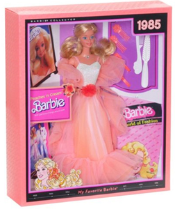 Barbie Peaches 'n Cream Reproduction NRFB