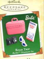 Barbie Road Trip Ornament