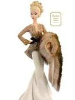 Capucine Barbie Ornament