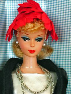 Commuter Set Vintage Barbie Doll Reproduction