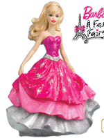 Fashion Fairytale Barbie Ornament