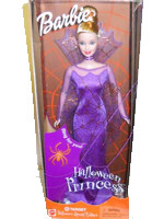 Halloween Princess Barbie