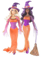 Halloween Treat Barbie