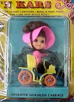 Henrietta Horseless Carriage