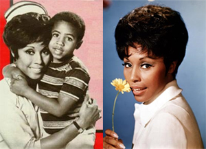 Diahann Carroll as Julia