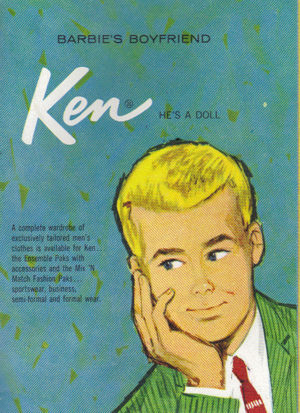 Ken Dolls & Clothing