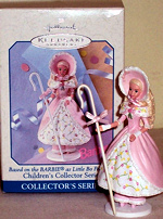 Little Bo Peep Barbie Ornament