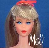 Mod Barbie Doll